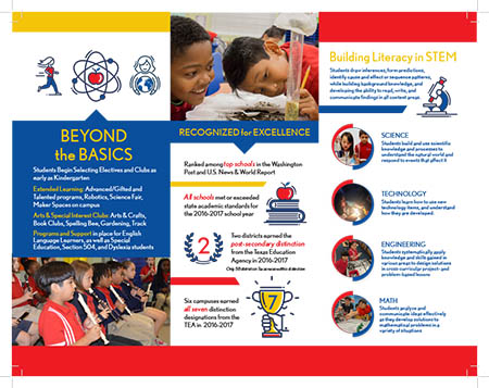 Elementary Enrollment Brochure in English 2