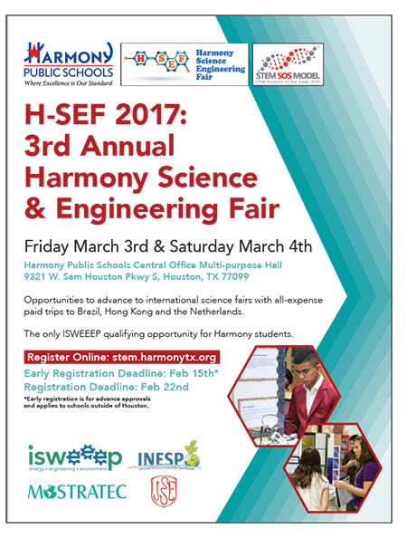 Harmony Science Engineering Fair 2017
