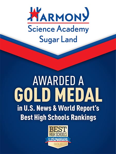 HSA Sugar Land | Gold Medal
