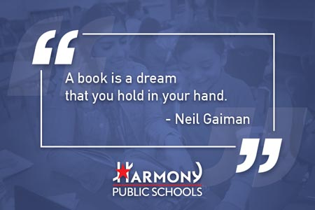 A book is a dream that you hold in your hand. — Neil Gaiman